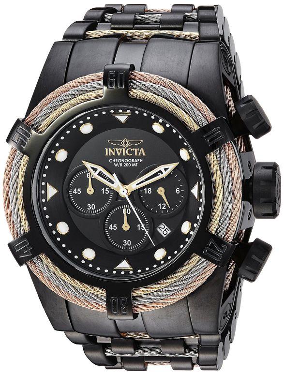 インビクタ Invicta インヴィクタ 男性用 腕時計 メンズ ウォッチ ボルト bolt ブラック 23050 送料無料 【並行輸入品】