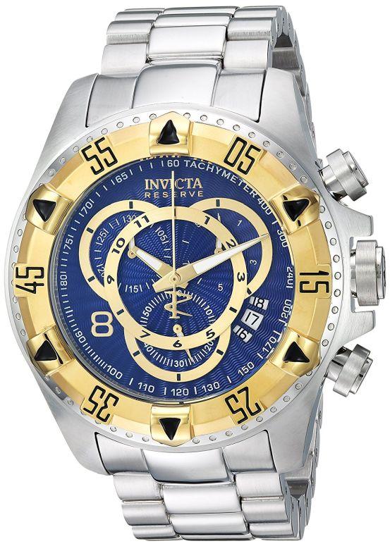 インビクタ Invicta インヴィクタ 男性用 腕時計 メンズ ウォッチ リザーブ reserve ブルー 11004 送料無料 【並行輸入品】