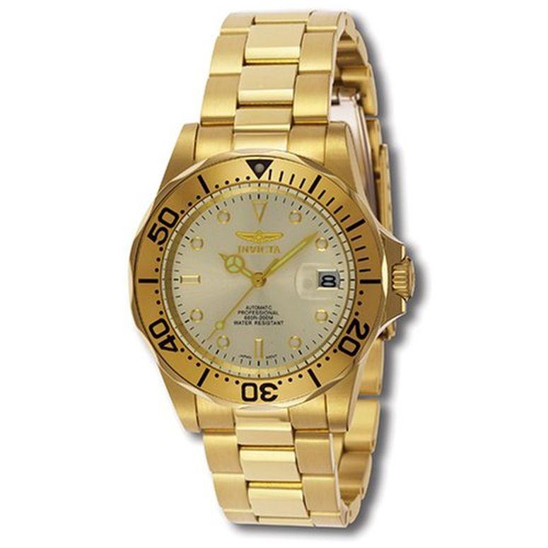 インビクタ Invicta インヴィクタ 男性用 腕時計 メンズ ウォッチ ゴールド INVICTA-9618 送料無料 【並行輸入品】