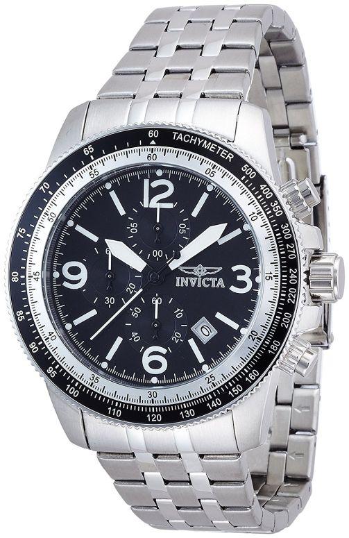 インビクタ Invicta インヴィクタ 男性用 腕時計 メンズ ウォッチ クロノグラフ ブラック 13960SYB 送料無料 【並行輸入品】