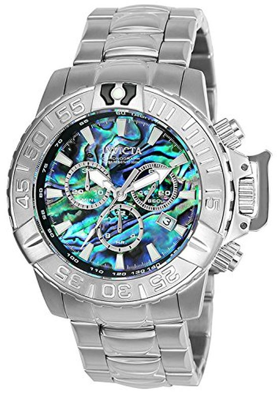 インビクタ Invicta インヴィクタ 男性用 腕時計 メンズ ウォッチ サブアクア subaqua クロノグラフ ブルー 25097 送料無料 【並行輸入品】