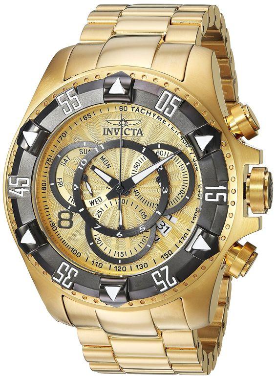 インビクタ Invicta インヴィクタ 男性用 腕時計 メンズ ウォッチ ゴールド 24266 送料無料 【並行輸入品】