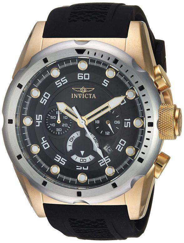 インビクタ Invicta インヴィクタ 男性用 腕時計 メンズ ウォッチ ブラック 20309 送料無料 【並行輸入品】