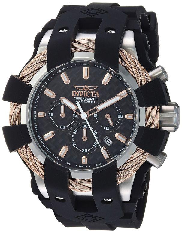 インビクタ Invicta インヴィクタ 男性用 腕時計 メンズ ウォッチ ブラック 23859 送料無料 【並行輸入品】