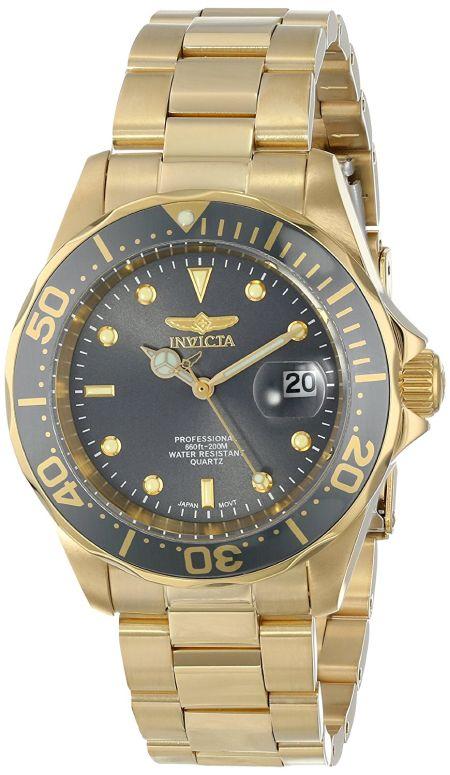 インビクタ Invicta インヴィクタ 男性用 腕時計 メンズ ウォッチ グレー 14976 送料無料 【並行輸入品】