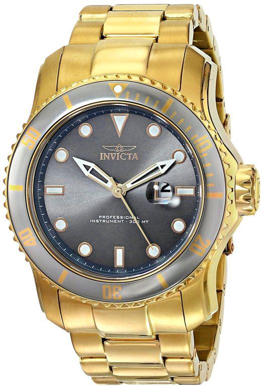 インビクタ Invicta インヴィクタ 男性用 腕時計 メンズ ウォッチ グレー 15353 送料無料 【並行輸入品】
