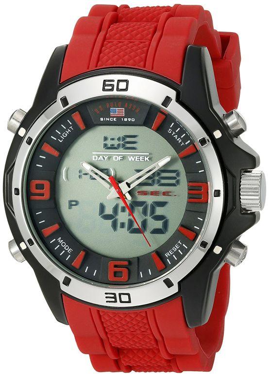 ユーエス ポロ アッスン U.S. Polo Assn. 男性用 腕時計 メンズ ウォッチ グレー US9534 送料無料 【並行輸入品】