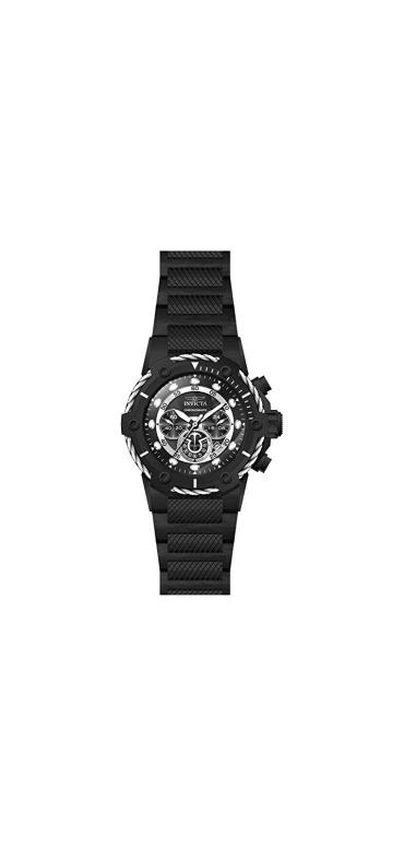 インビクタ Invicta インヴィクタ 男性用 腕時計 メンズ ウォッチ クロノグラフ ブラック パール 26810 送料無料 【並行輸入品】