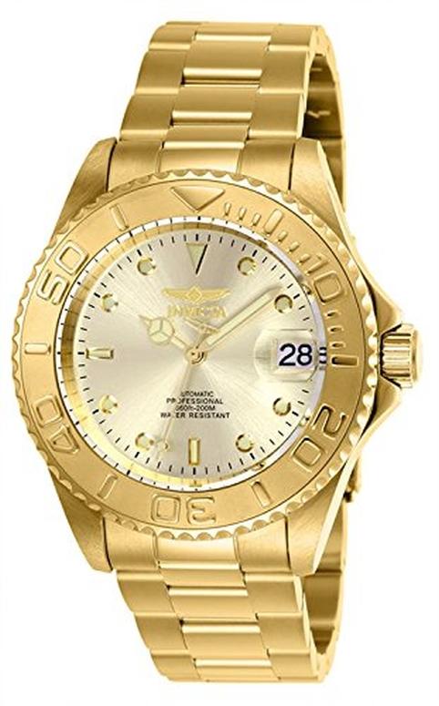 インビクタ Invicta インヴィクタ 男性用 腕時計 メンズ ウォッチ ゴールド 9010OB 送料無料 【並行輸入品】