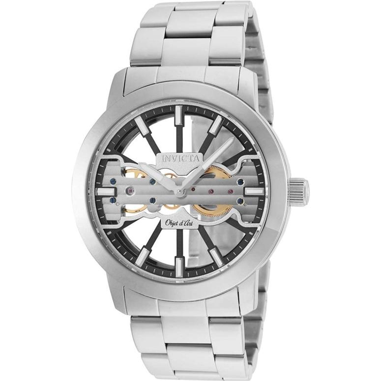 インビクタ Invicta インヴィクタ 男性用 腕時計 メンズ ウォッチ シルバー 25269 送料無料 【並行輸入品】