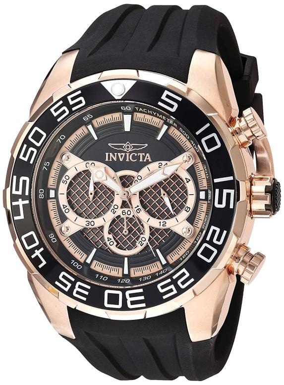 インビクタ Invicta インヴィクタ 男性用 腕時計 メンズ ウォッチ ブラック 26304 送料無料 【並行輸入品】