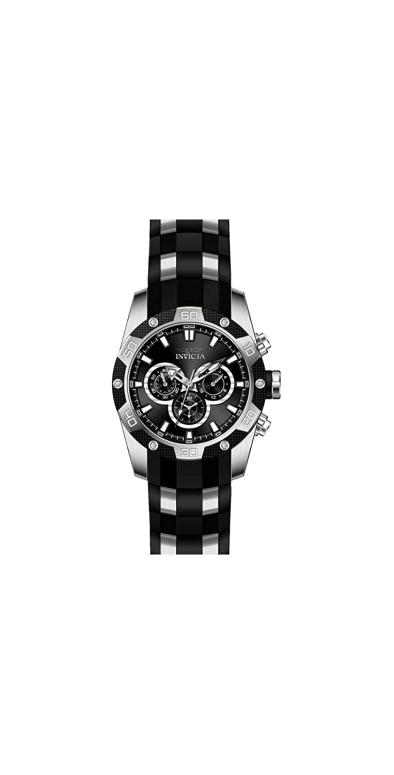 インビクタ Invicta インヴィクタ 男性用 腕時計 メンズ ウォッチ クロノグラフ ブラック 25832 送料無料 【並行輸入品】