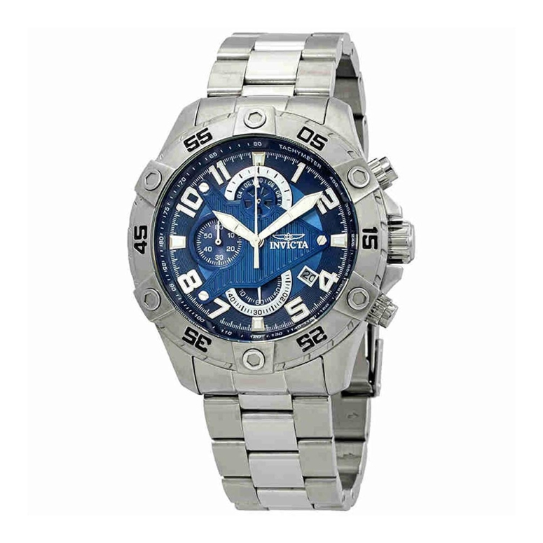 インビクタ Invicta インヴィクタ 男性用 腕時計 メンズ ウォッチ クロノグラフ ブルー 26094 送料無料 【並行輸入品】