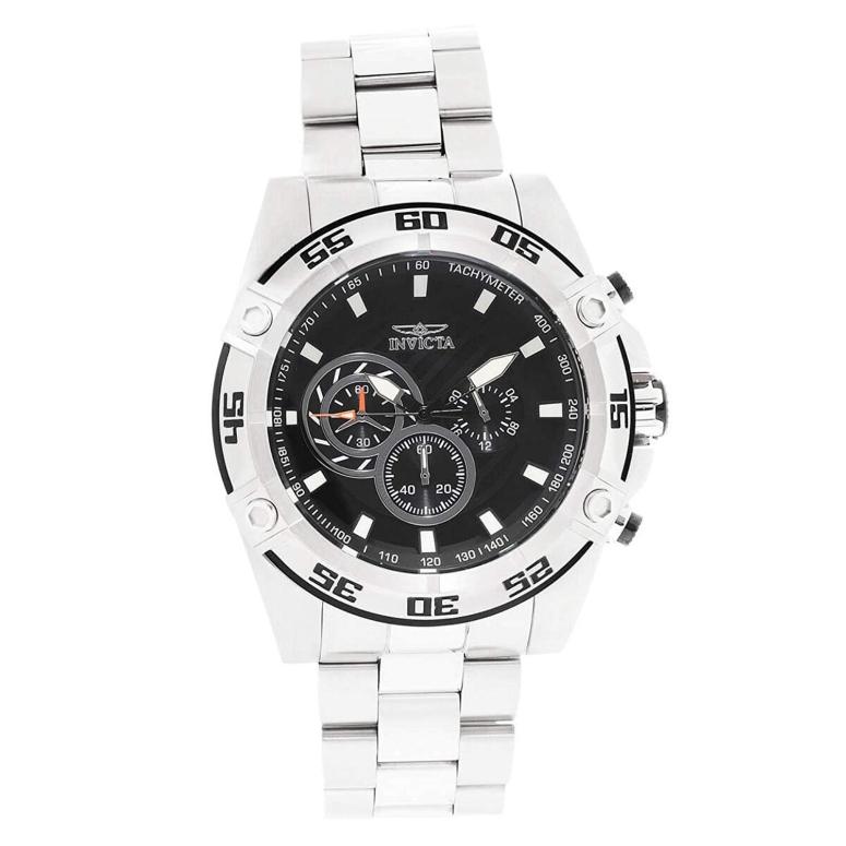 インビクタ Invicta インヴィクタ 男性用 腕時計 メンズ ウォッチ クロノグラフ ブラック 25533 送料無料 【並行輸入品】
