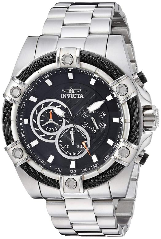 インビクタ Invicta インヴィクタ 男性用 腕時計 メンズ ウォッチ ボルト bolt ブラック 25512 送料無料 【並行輸入品】