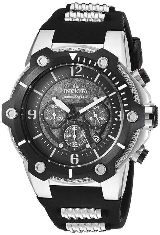 インビクタ Invicta インヴィクタ 男性用 腕時計 メンズ ウォッチ ボルト bolt ブラック 25470 送料無料 【並行輸入品】