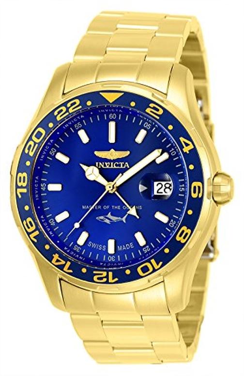 インビクタ Invicta インヴィクタ 男性用 腕時計 メンズ ウォッチ ブルー 25823 送料無料 【並行輸入品】