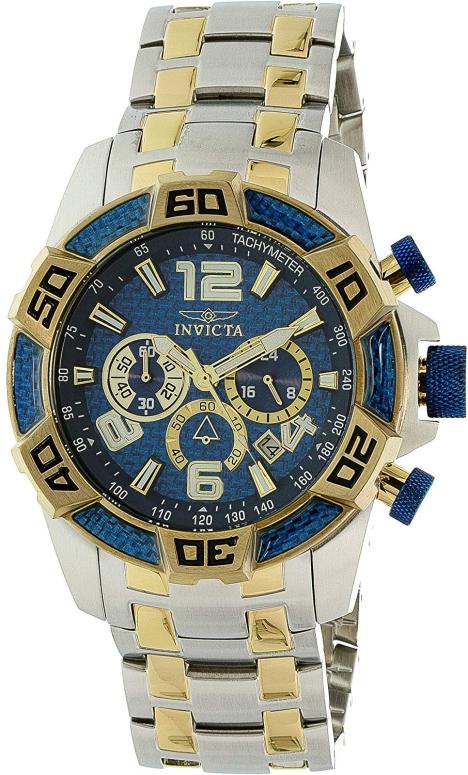 インビクタ Invicta インヴィクタ 男性用 腕時計 メンズ ウォッチ ゴールド 25855 送料無料 【並行輸入品】