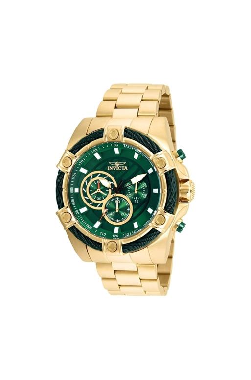 インビクタ Invicta インヴィクタ 男性用 腕時計 メンズ ウォッチ グリーン 25517 送料無料 【並行輸入品】