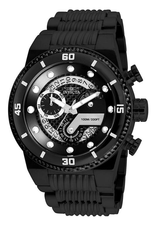 インビクタ Invicta インヴィクタ 男性用 腕時計 メンズ ウォッチ s1ラリー s1 rally ブラック 25284 送料無料 【並行輸入品】
