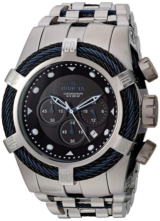 インビクタ Invicta インヴィクタ 男性用 腕時計 メンズ ウォッチ ボルト bolt ブラック 23048 送料無料 【並行輸入品】