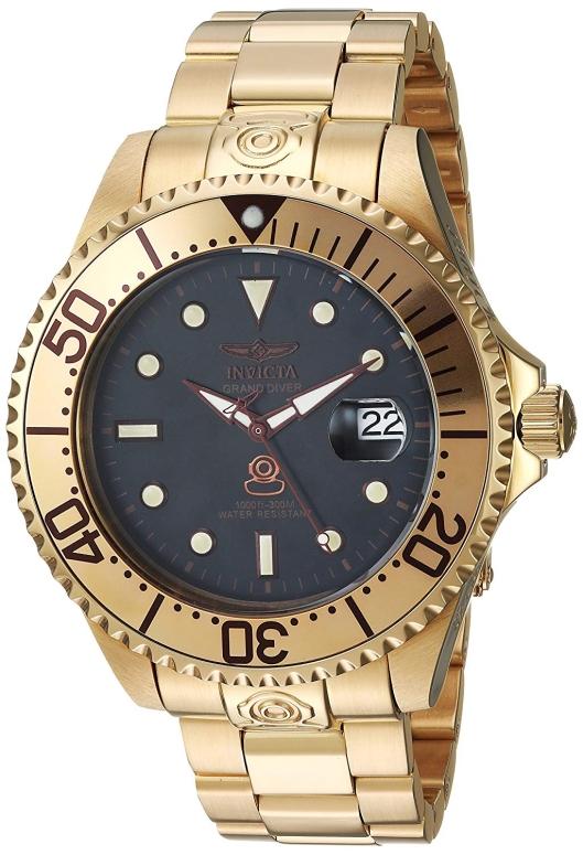 インビクタ Invicta インヴィクタ 男性用 腕時計 メンズ ウォッチ ブラック 24766 送料無料 【並行輸入品】