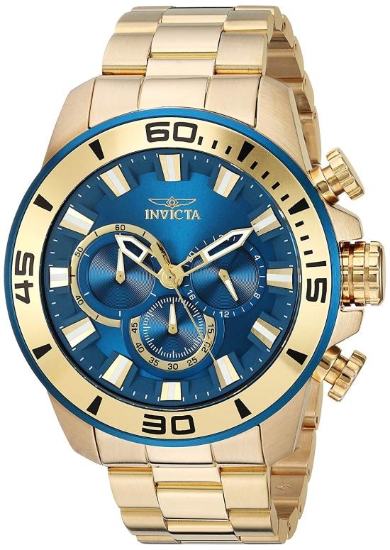 インビクタ Invicta インヴィクタ 男性用 腕時計 メンズ ウォッチ ブルー 22587 送料無料 【並行輸入品】