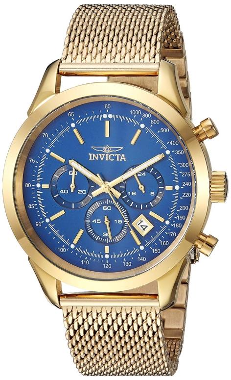 インビクタ Invicta インヴィクタ 男性用 腕時計 メンズ ウォッチ ブルー 25224 送料無料 【並行輸入品】