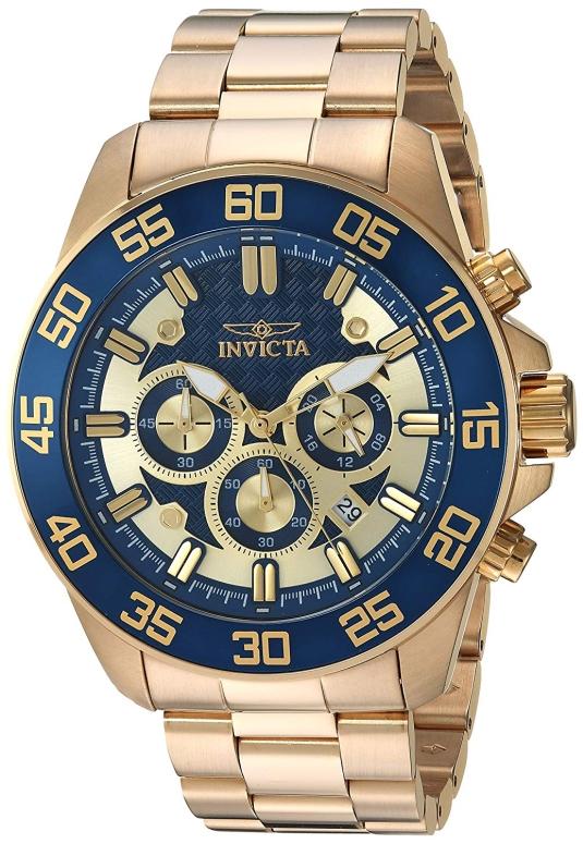 インビクタ Invicta インヴィクタ 男性用 腕時計 メンズ ウォッチ ブルー 24727 送料無料 【並行輸入品】