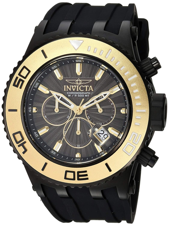 インビクタ Invicta インヴィクタ 男性用 腕時計 メンズ ウォッチ サブアクア subaqua ブラック 24255 送料無料 【並行輸入品】