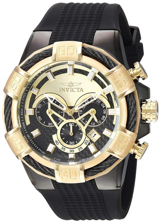 インビクタ Invicta インヴィクタ 男性用 腕時計 メンズ ウォッチ ブラック 24699 送料無料 【並行輸入品】