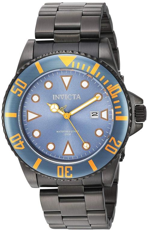 インビクタ Invicta インヴィクタ 男性用 腕時計 メンズ ウォッチ グレー 90299 送料無料 【並行輸入品】