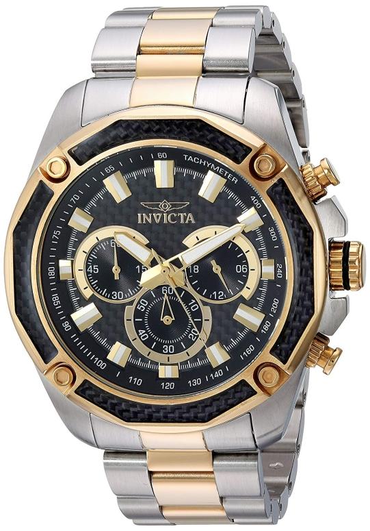 インビクタ Invicta インヴィクタ 男性用 腕時計 メンズ ウォッチ ブラック 22806 送料無料 【並行輸入品】