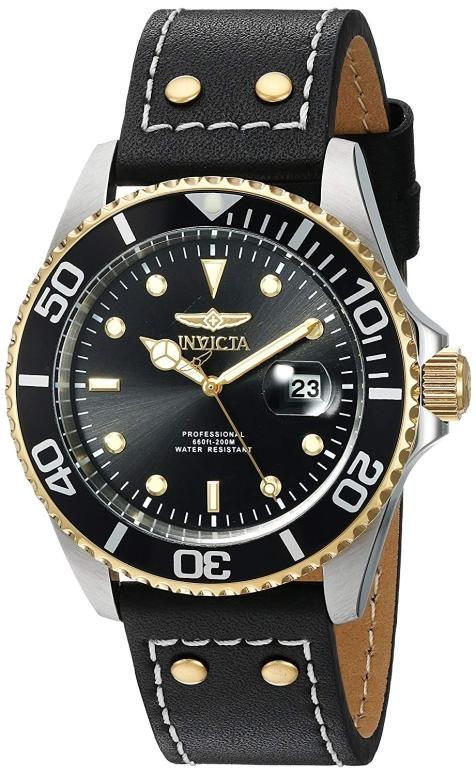 インビクタ Invicta インヴィクタ 男性用 腕時計 メンズ ウォッチ ブラック 22074 送料無料 【並行輸入品】