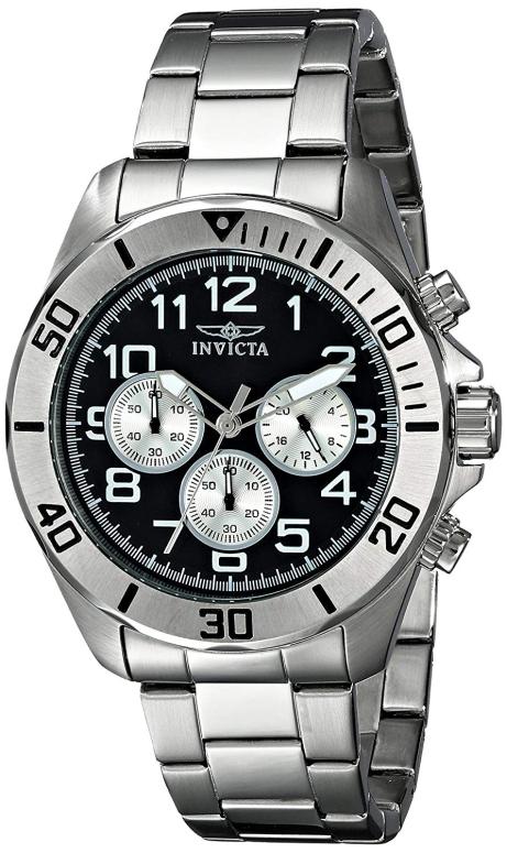 インビクタ Invicta インヴィクタ 男性用 腕時計 メンズ ウォッチ ブラック 17935SYB 送料無料 【並行輸入品】