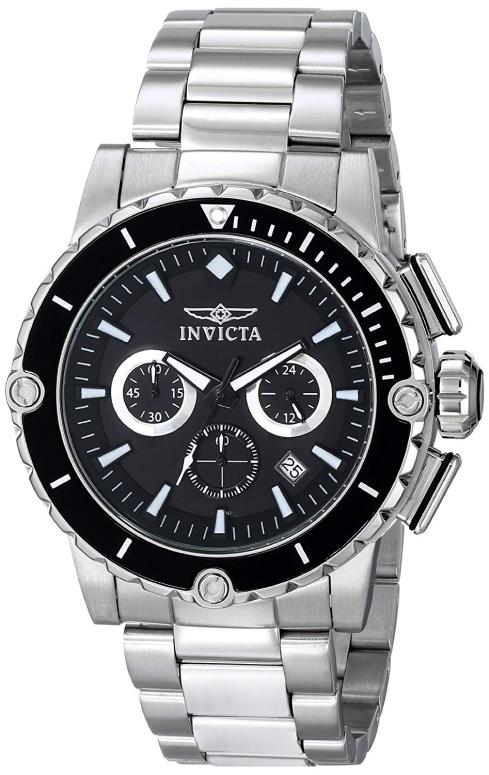 インビクタ Invicta インヴィクタ 男性用 腕時計 メンズ ウォッチ ブラック 15398 送料無料 【並行輸入品】