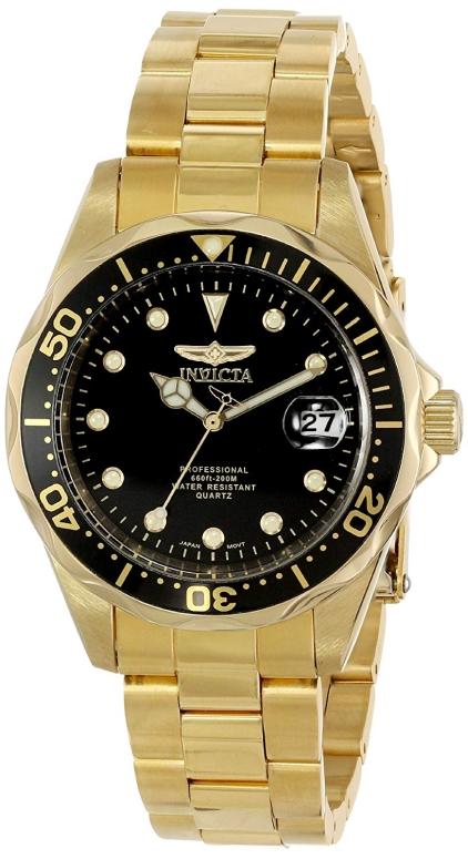 インビクタ Invicta インヴィクタ 男性用 腕時計 メンズ ウォッチ ブラック 17051 送料無料 【並行輸入品】