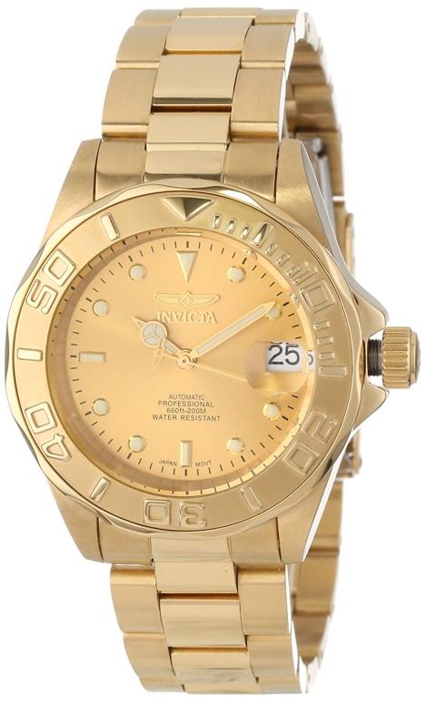 インビクタ Invicta インヴィクタ 男性用 腕時計 メンズ ウォッチ ゴールド 13929 送料無料 【並行輸入品】