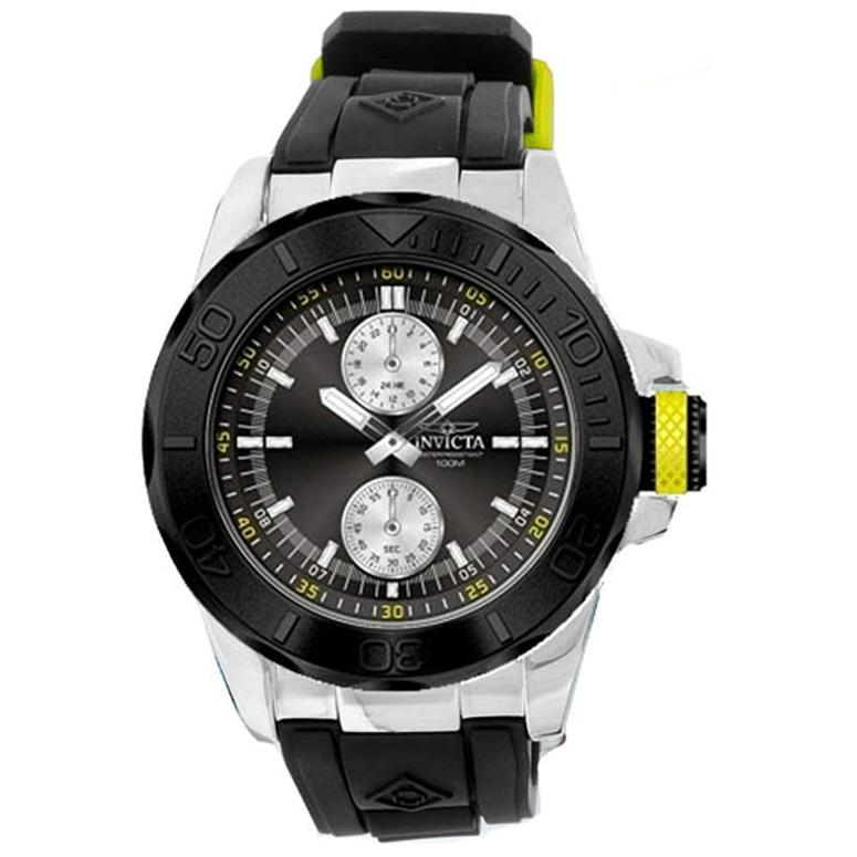インビクタ Invicta インヴィクタ 男性用 腕時計 メンズ ウォッチ クロノグラフ ブラック INVICTA-13995 送料無料 【並行輸入品】