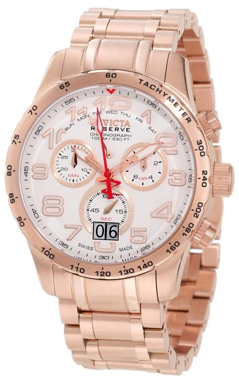 インビクタ Invicta インヴィクタ 男性用 腕時計 メンズ ウォッチ リザーブ reserve ホワイト 10743 送料無料 【並行輸入品】