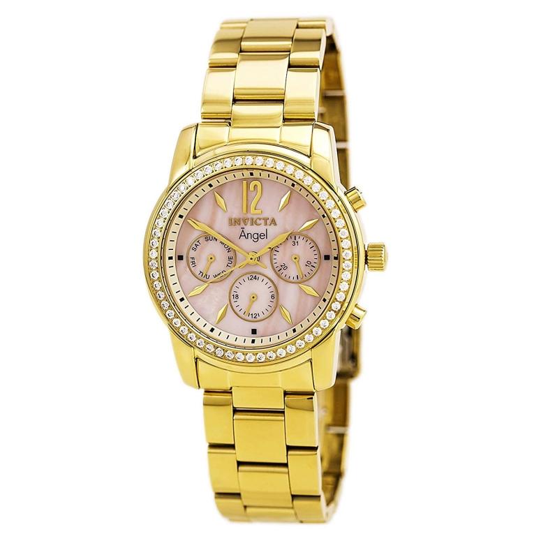 インビクタ Invicta インヴィクタ 男性用 腕時計 メンズ ウォッチ ホワイト パール 11772 送料無料 【並行輸入品】