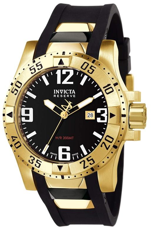 インビクタ Invicta インヴィクタ 男性用 腕時計 メンズ ウォッチ ブラック 6255 送料無料 【並行輸入品】