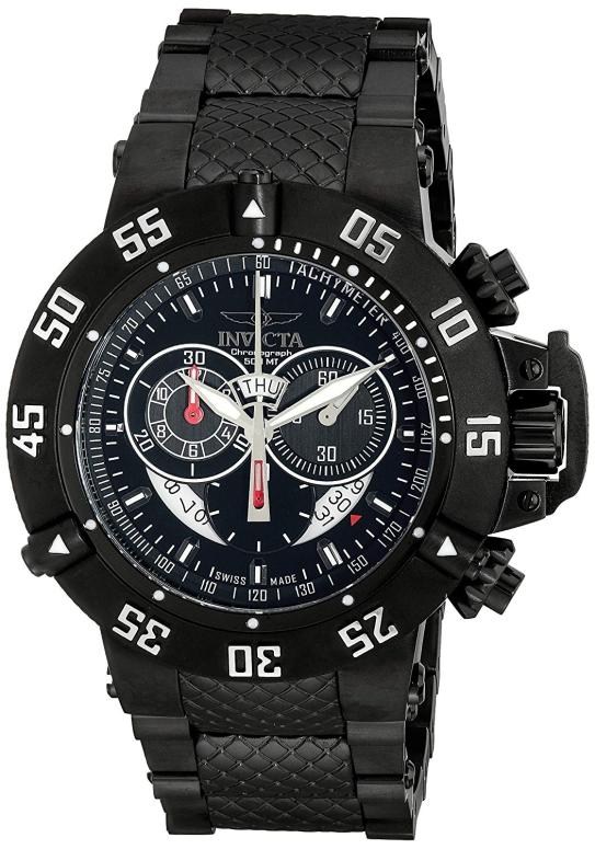 インビクタ Invicta インヴィクタ 男性用 腕時計 メンズ ウォッチ ブラック INVICTA-4695 送料無料 【並行輸入品】