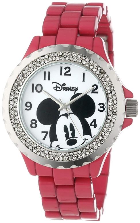 ディズニー Disney 女性用 腕時計 レディース ウォッチ ホワイト W000505 送料無料 【並行輸入品】