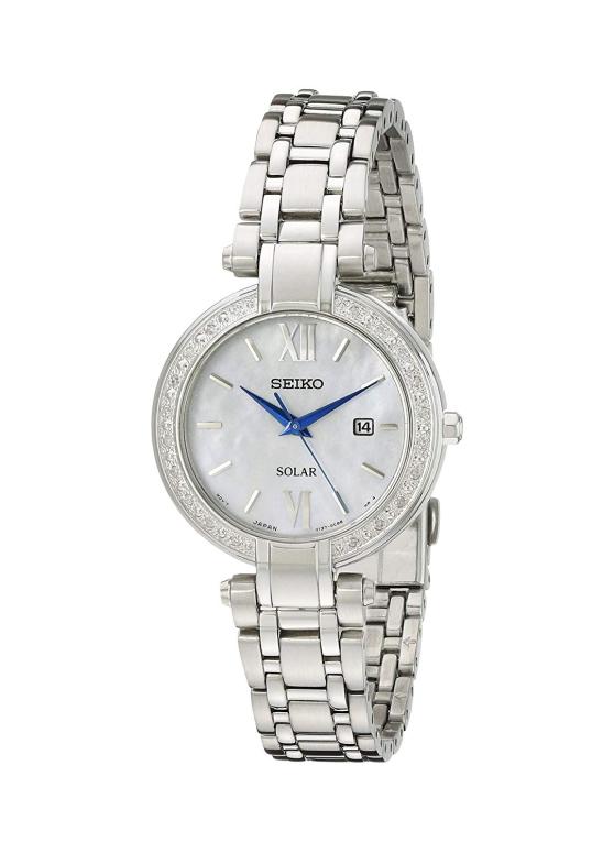 セイコー SEIKO 女性用 腕時計 レディース ウォッチ パール SUT181 送料無料 【並行輸入品】