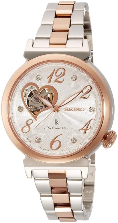 セイコー SEIKO 女性用 腕時計 レディース ウォッチ ホワイト SSVM022 送料無料 【並行輸入品】