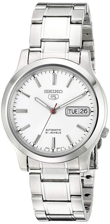 セイコー SEIKO 男性用 腕時計 メンズ ウォッチ ホワイト SNK789 送料無料 【並行輸入品】