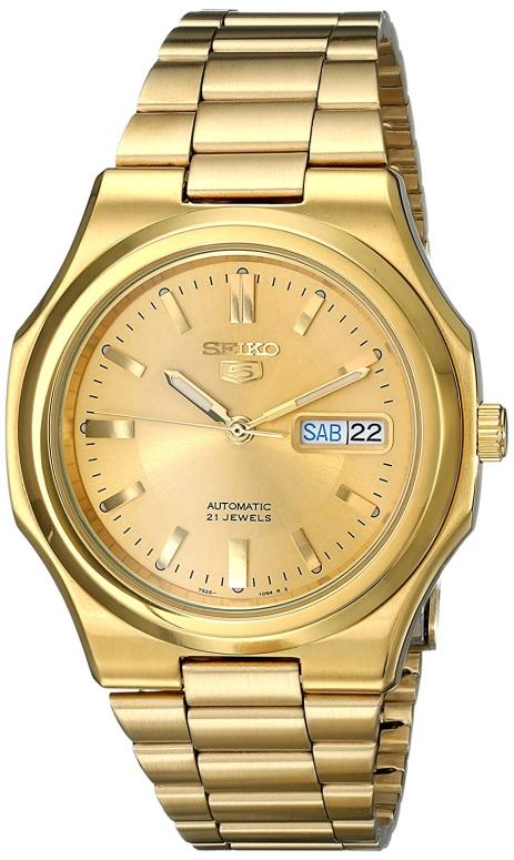 セイコー SEIKO 男性用 腕時計 メンズ ウォッチ ゴールド SNKK52 送料無料 【並行輸入品】