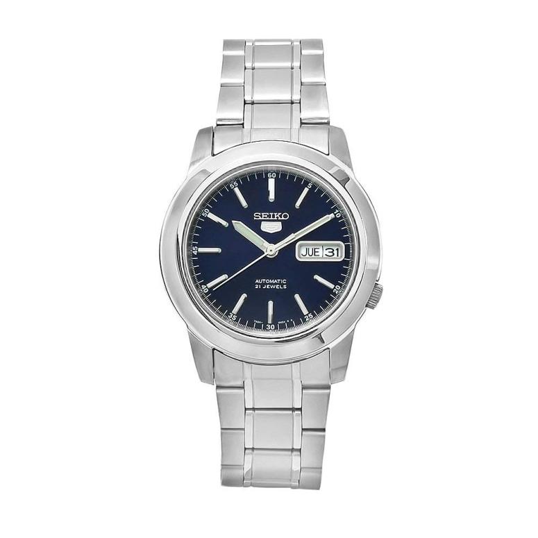 セイコー SEIKO 男性用 腕時計 メンズ ウォッチ ブルー SNKE51K1S 送料無料 【並行輸入品】