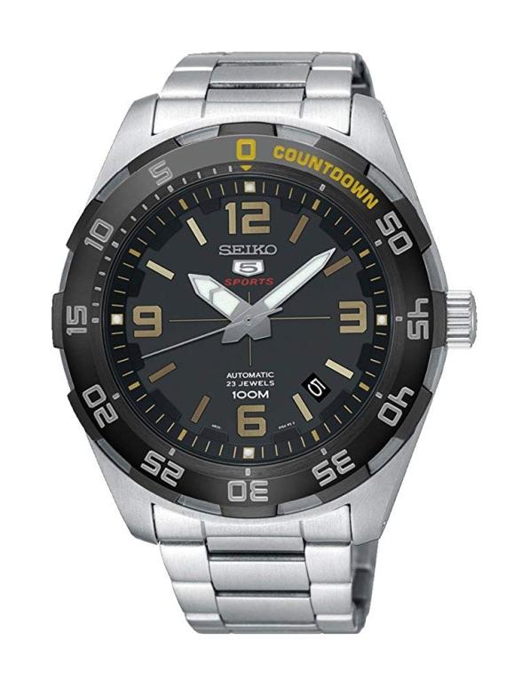 セイコー SEIKO 男性用 腕時計 メンズ ウォッチ ブラック SRPB83K1 送料無料 【並行輸入品】